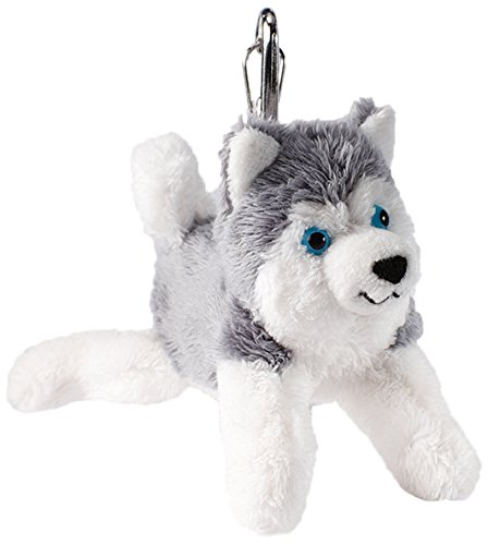 Schaffer 130 pluche sleutelhanger slee hond Husky