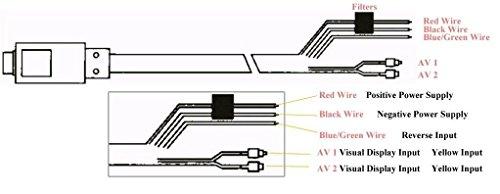 『Auto Wayfeng® 7インチモニター+ バックカメラ12V/24V兼用 バックカメラセット+一体型20Mケーブル トラック、バス、重機等対応』の7枚目の画像