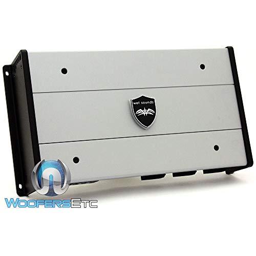 Wet Sounds HTX-6 Class D 6 Channel Marine Amplifier