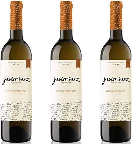 Vino Rueda Javier Sanz Suavigñon Blanc (3 botelas) (2019)