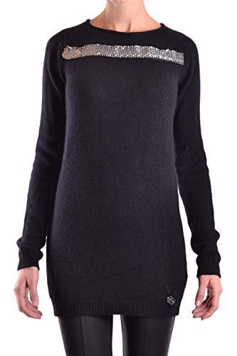 Pierre Balmain BC18159 T-Shirt für Damen, Schwarz, 105614_40, Schwarz, 105614_40 34
