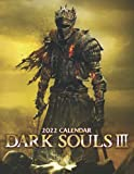 Dark Souls 3 Calendar 2022: OFFICIAL game calendar. This incredible cute calendar july 2021 to december 2022 with high quality pictures .Gaming calendar 2021-2022. Calendar video games