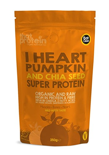 that protein I Heart Pumpkin and Chia Seed Super Protein.