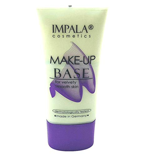 Impala Primer Verde Base de Maquillaje Antirojeces Antiacne
