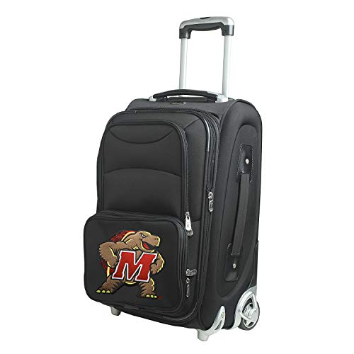 Concept One NCAA Maryland Terrapins 21-inch Carry-On Luggage