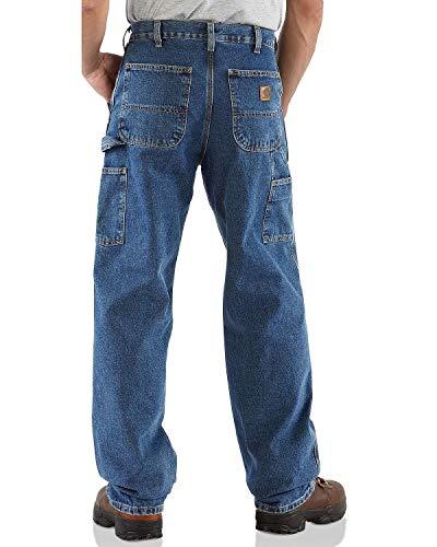 Carhartt Men's Original Fit Work Dungaree Pant (Regular and Big and Tall),...