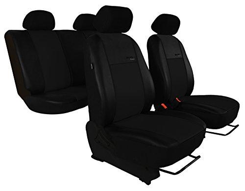 POK-TER-TUNING Massgefertigter Sitzbezüge super Qualität für Kuga II 2012-2019 Design Kunst-Line (erhältlich in 7 Lamelle Farben)
