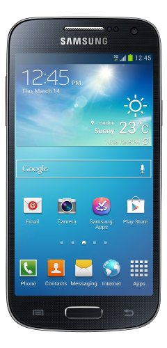 Samsung Galaxy S4 Mini GT-I9195 Smartphone (Touchscreen, 4,3 Zoll / 10,9 cm, Android 4.2.2 Jelly Bean, Bluetooth, Wi-Fi)