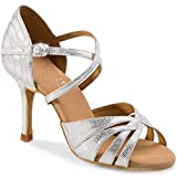 Rummos Mujeres Zapatos de Baile Elite Paris 069 - Material: Cuero...