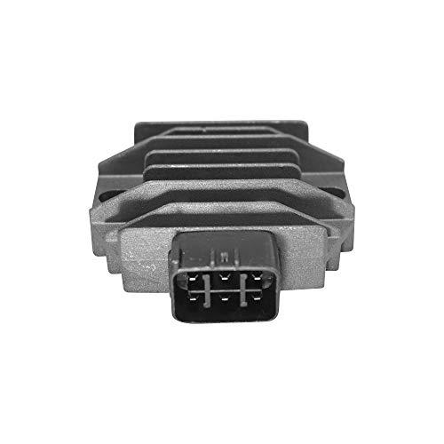 Regler Gleichrichter kompatibel mit Suzuki LT-Z 250 400 Yamaha FZ6 SZR 600 TDM 850 T-MAX 530 500 YP 125 150 180 250 XVS 650