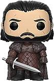 Funko - POP! Vinilo Colección Juego de tronos - Figura Jon Snow (12215)
