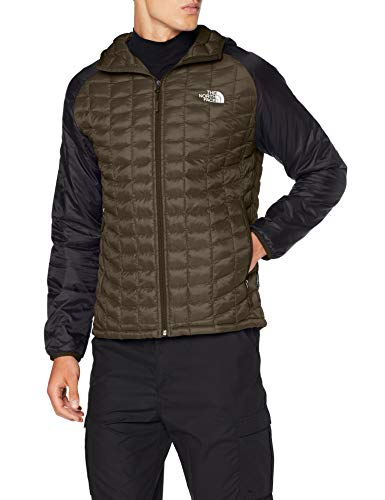 The North Face M Thermoball Sport H Insulated Synthetic Homme, New Taupe Green, FR (Taille Fabricant : XL)