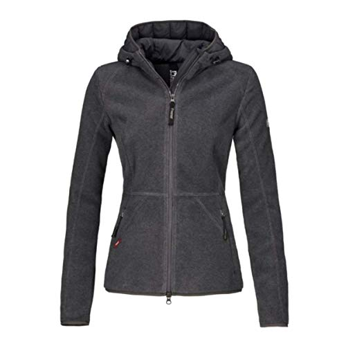 Pikeur Fleece-Jacke Liora | Farbe: Asphalt | Größe: 44