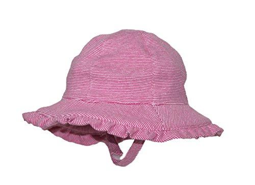 Rigon Headwear Casquette de Soleil UV Unisexe pour bébé Taille Unique Rose