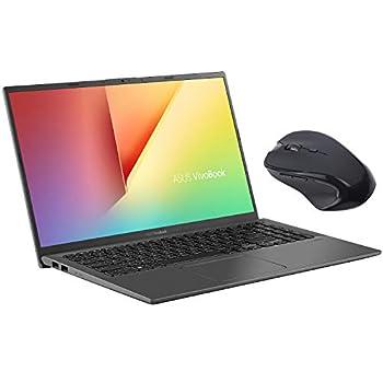 ASUS_VivoBook 15.6  FHD Touchscreen Laptop 1080p NanoEdge Inetl Core i3-1005G1 20GB RAM 512GB SSD USB-C FP Reader Webcam KeyPad Mytrix Wireless Mouse Win 10