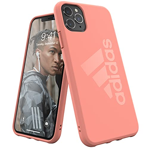adidas Sports - Carcasa Protectora para iPhone 11 Pro MAX Unwelt, Biodegradable, Color Rosa