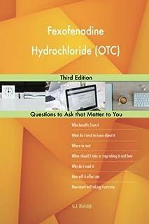 Fexofenadine Hydrochloride (OTC); Third Edition
