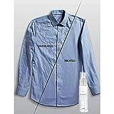 FBGood Spray de ropa antiarrugas – Ropa antiarrugas Spray mágico Paño Antiarrugas – Spray de planchado 70 ml (blanco)