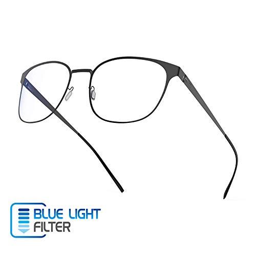Avoalre Gafas Lectura Transparentes Hombre/Mujer Gafas