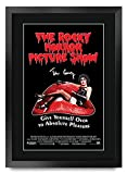 HWC Trading The Rocky Horror Picture Show A3 Gerahmte