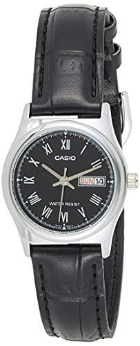 Casio 女性 Watch Standard クォーツ:バッテリー Japan ウォッチ 海外出荷 LTP-V006L-1B