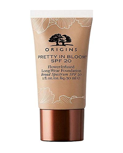Origins Pretty Max 82% OFF In Bloom Flower-Infused Foundation SPF Ranking TOP3 Long-Wear