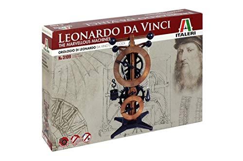 Italeri Da Vinci's Clock - Reloj Maqueta (3109)