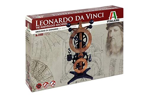 Italeri 510003109 - Leonardo Da Vinci Uhr