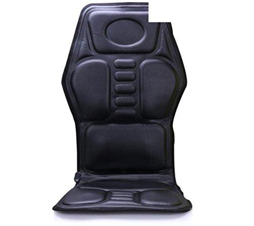 bon comparatif Tapis de massage chauffant LYQZ Home Car Double Massage Chair Pad 9 Heads… un avis de 2021