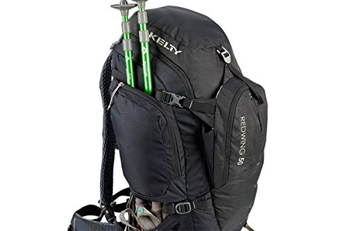 Kelty Redwing 50 Backpack, Black