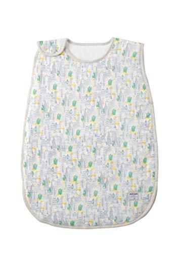 ムーミンベビー(Moomin Baby) MOOMIN BABY ムーミンベビー 中綿入りスリーパー モミ ホワイト APMB011030100