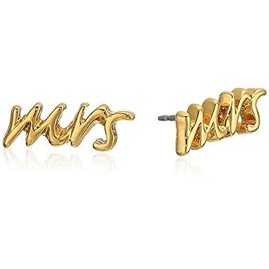 kate spade new york  Mrs. Studs  Stud Earrings