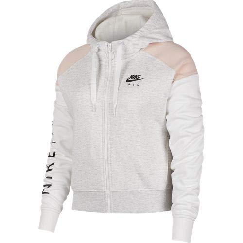 Nike Air Fleece Hoodie mit durchgehendem Reißverschluss für Herren blue voidwhitegame royalwhite BV5149 492