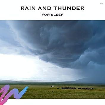 Rain and Thunder for Sleep