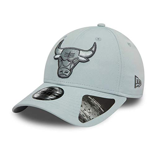 New Era Chicago Bulls 9forty Adjustable Kids Snapback Cap Winter Camo Grey - Youth