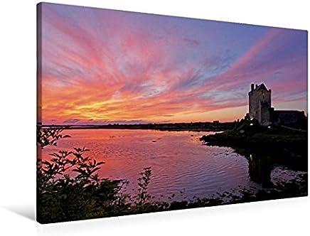 Dunguaire Castle, Kinvara, Co. Galway, 90x60 cm