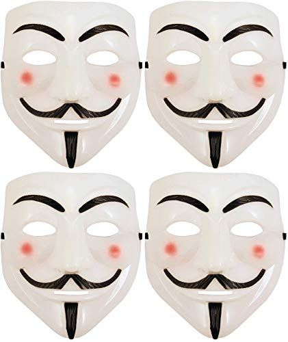 MR Mascara V DE Vendetta - Careta VENDETA - INDIGNADOS