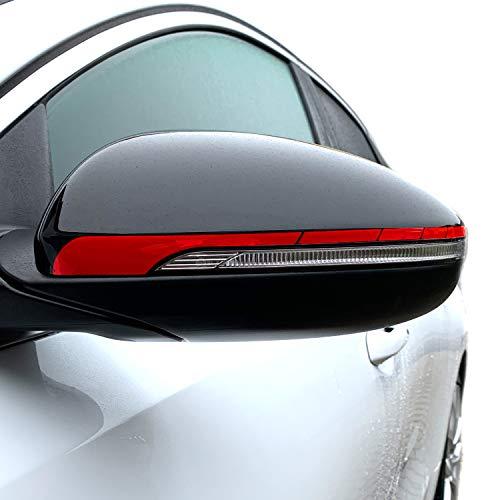 Oracal 751C - Striscia laterale per specchietto retrovisore auto, variante 2, codice articolo P057