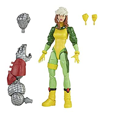 Hasbro Marvel Legends Series 6-inch Scale Action Figure Toy Marvel's Rogue Premium Design, 1 Figure, 2 Accessories, and…