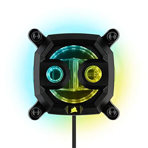 CORSAIR Hydro X Series XC7 RGB CPU-Wasserkühler (1200/AM4)- Schwarz