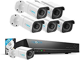 Save on REOLINK Surveillance DVR Kits and Bullet Cameras