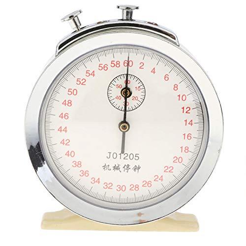 beiguoxia Inicio Suministros-Cronómetro, 60s 0.1s Mecánico Cronógrafo Cronógrafo Física Ayudar a la Enseñanza Instrumento de Laboratorio