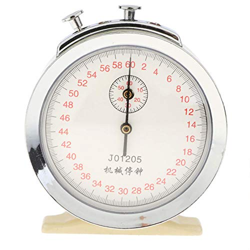 memorytime 60s 0.1s Mechanical Stopwatch Chronograph Physics Teaching Aid Lab Smart Instrument