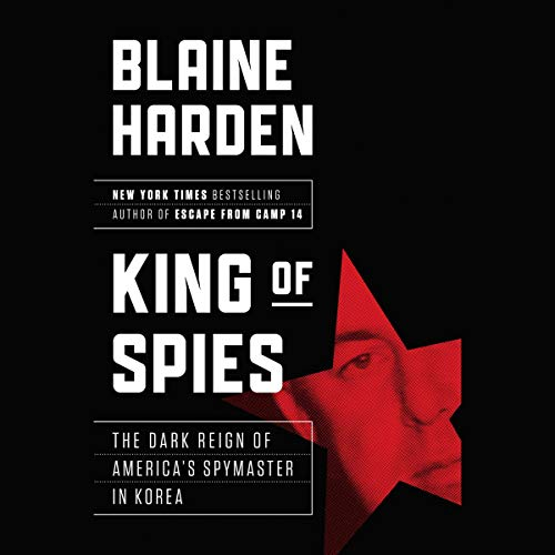King of Spies  By  cover art