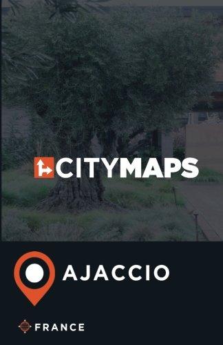 City Maps Ajaccio France
