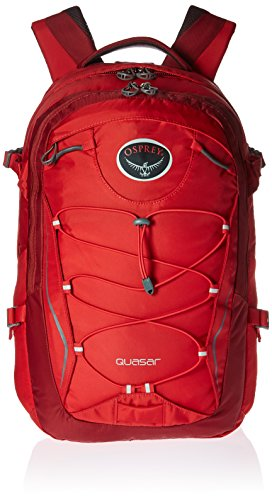 Osprey Packs Quasar Daypack, Robust Red