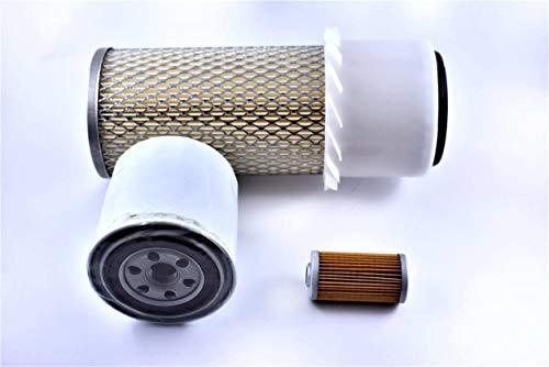 Filtersatz Shibaura P19 | P21