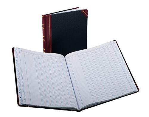 Boorum & Pease Série 1602 1/2 - livro colunar 8, 1/EA (160212158)