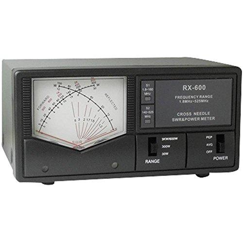 MAAS Elektronik 1198 RX-600 SWR & PWR Meter (1,8-160 MHz, 140-525 MHz)