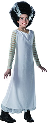 Universal Monsters Bride of Frankenstein Child Costume, Medium